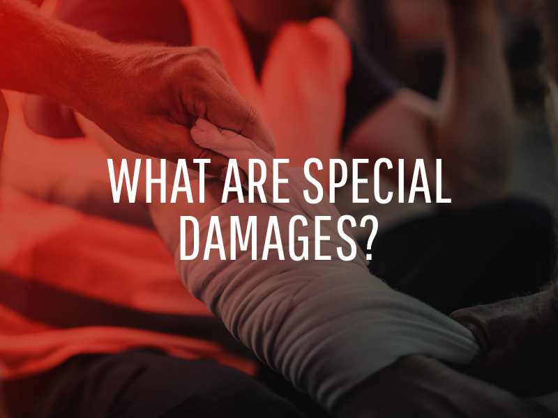 What are Special Damages
