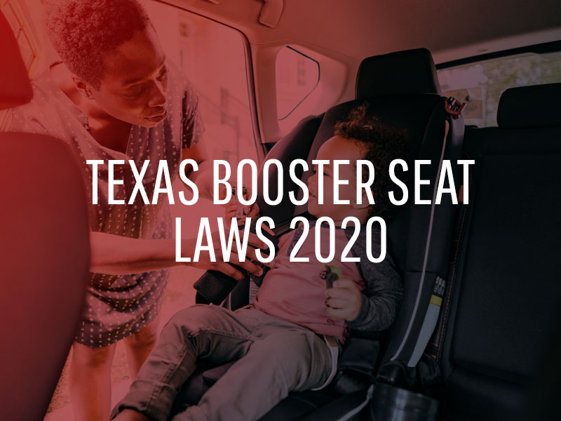 Texas Seatbelt Laws 2020