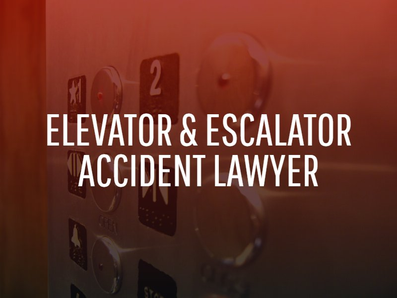 elevator and escalator accident lawyer