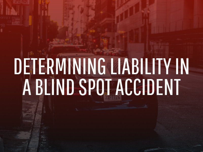 blind spot car accident