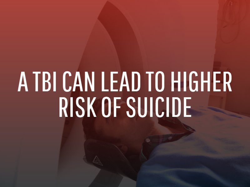traumatic brain injury lead to suicide