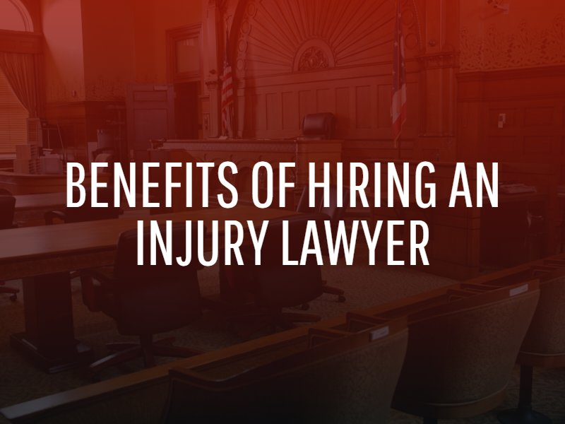 Should I Handle My Personal Injury Claim Alone or Hire a Lawyer?